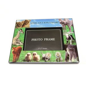 African Lion Safari Photoframe