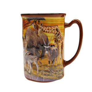 African Lion Safari Stein