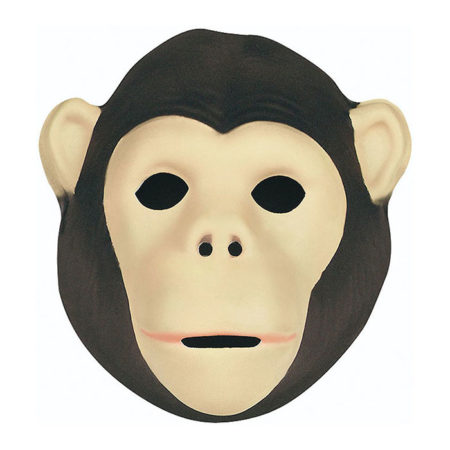 Chimpanzee Mask