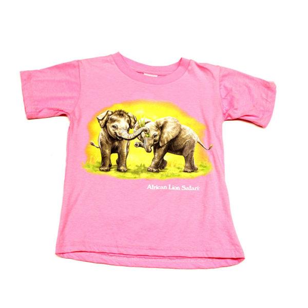 Elephant Cousins Pink