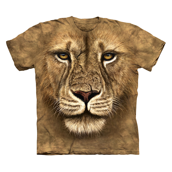 lion-warrior-tshirt