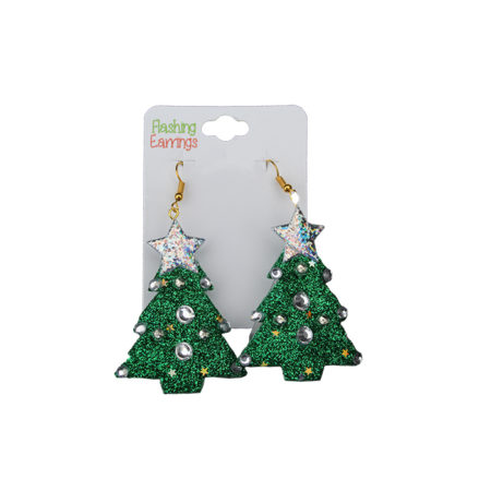 Flashing Earrings-Trees